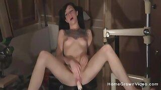 Juliette Black Uses Sex Machines And Sucks Cock