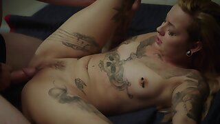 3/3- Petite Tattooed Sex Slave- (full Video For Sale Soon!- Defend Sure To Subscribe!!)